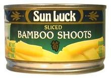 Sun Luck Sliced Bamboo Shoots (12x8 Oz)