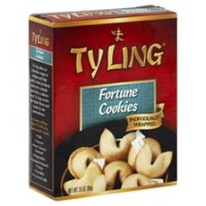 Ty Ling Fortune Cookies (12x3.5 Oz)