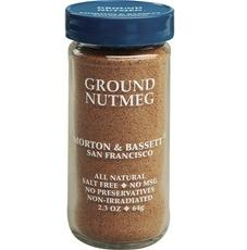 Morton & Bassett Ground Nutmeg (3x2.3oz)