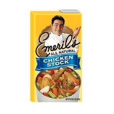 Emeril's Chicken Stock (6x32oz)