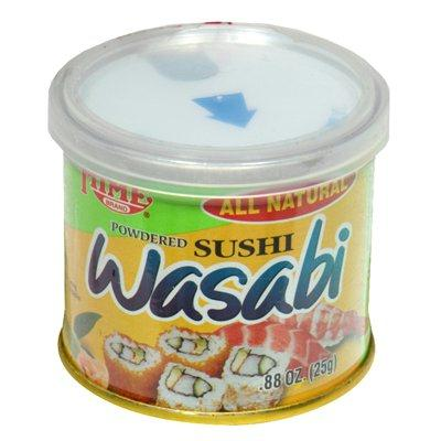 Hime Powdered Sushi Wasabi (10x0.88 Oz)