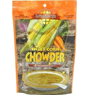 Taste Adventure Sweet Corn Chowder (1x10 Lb  )