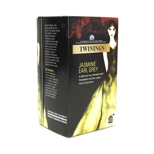 Twinings Earl Grey Jasmine (6x20 Ct)