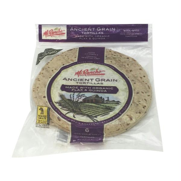 Mi Rancho Ancient Grain Tortillas  (12x10.58 Oz)