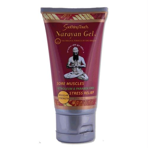 Soothing Touch Narayan Gel Regular Strength (6x2 Oz)