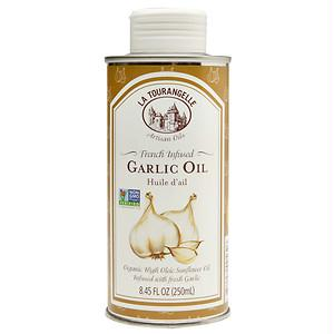 La Tourangelle Garlic Infused Oil (6x8.45 Oz)