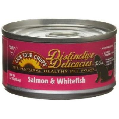 Lick Your Chops Salmon & Whitefish (24x3oz )