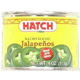 Hatch Farms, Inc. Sliced Jalapenos (12x4oz )
