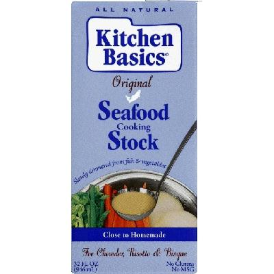 Kitchen Basics Seafood Stock (12x32oz )