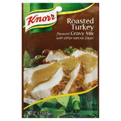 Knorr Gravy Roasted Turkey (12x1.2oz )
