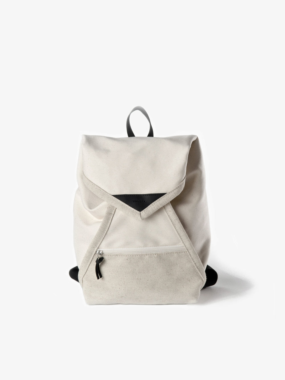 The Catamaran backpack is inspired by the design of a stationary envelope