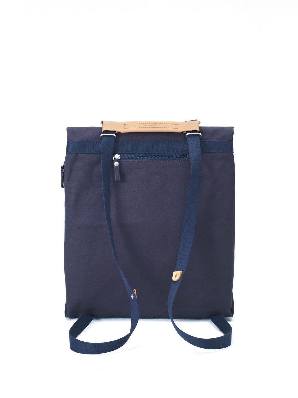 Qwstion Tote Adjustable Straps and back zipped pocket