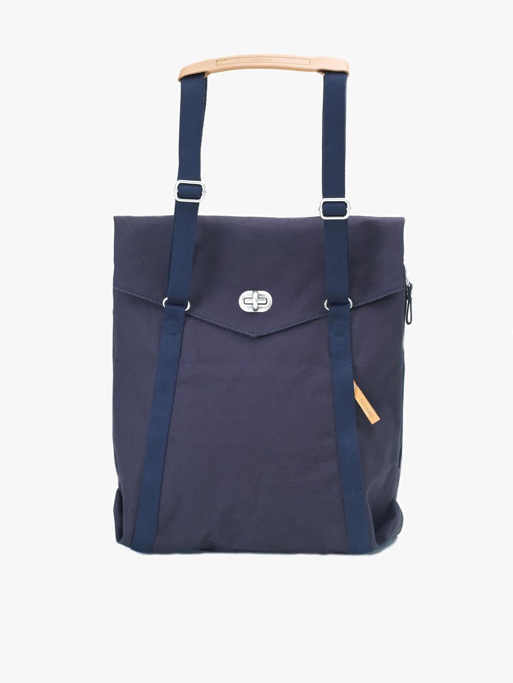 Qwstion Tote in organic cotton