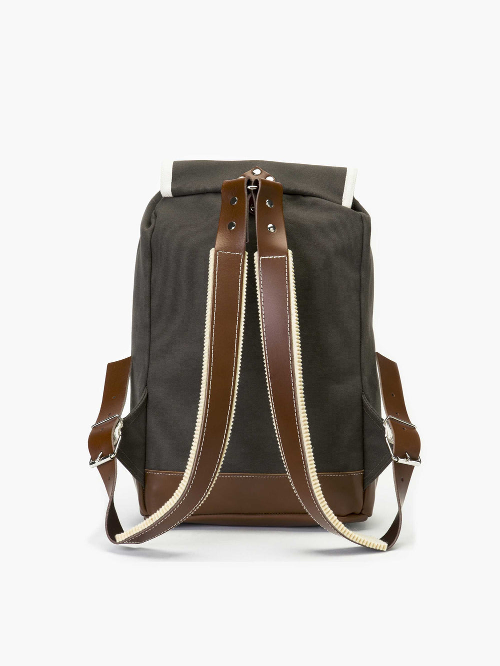Matra Mini Leather Strap/Bottom Khaki