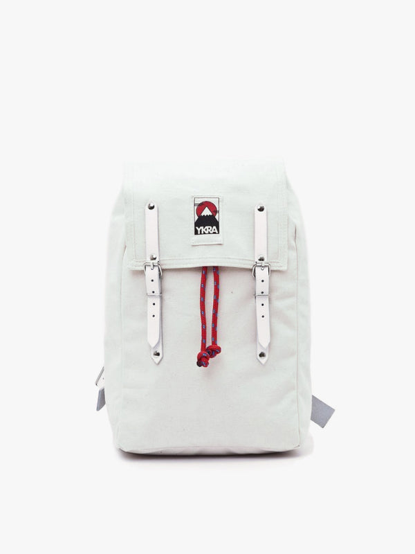 Matra Mini White with Leather Straps