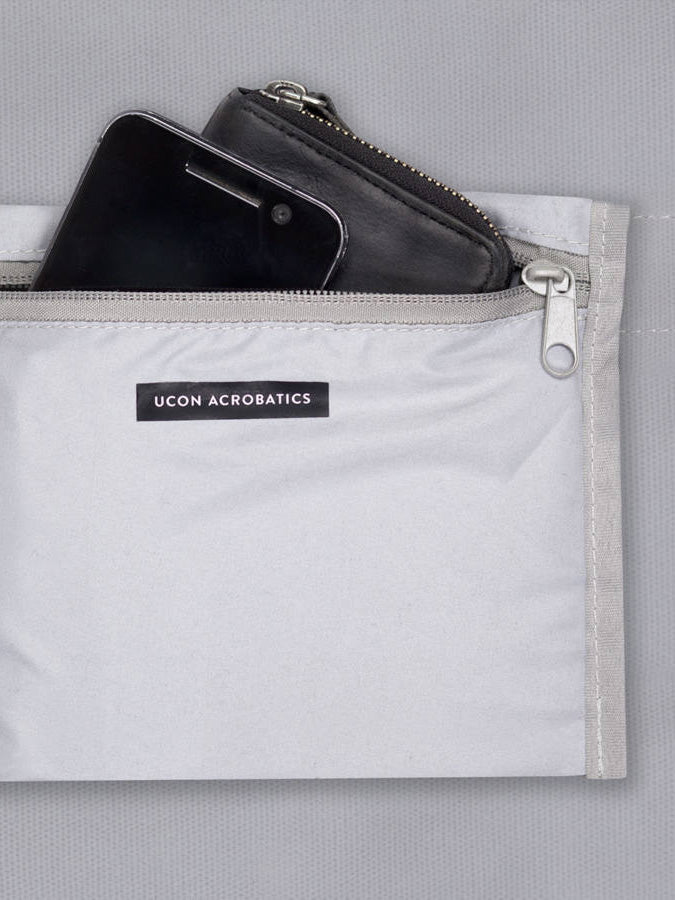 Till bag internal zipped pocket for iPhone and wallet