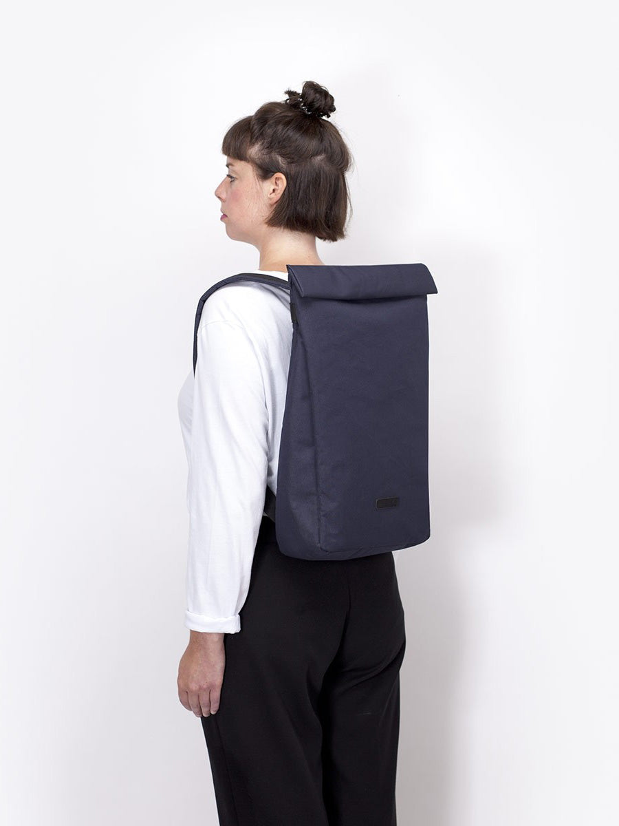 Alan backpack Stealth Series in Dark Navy shades