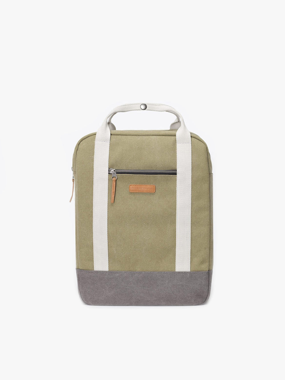 Ison laptop backpack moss green