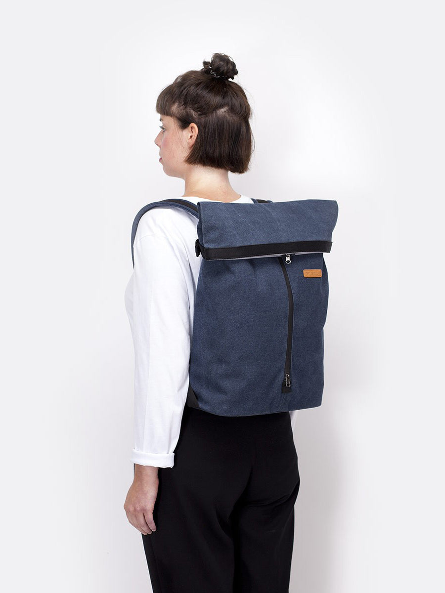 Frederik Backpack Original Series Dark Navy