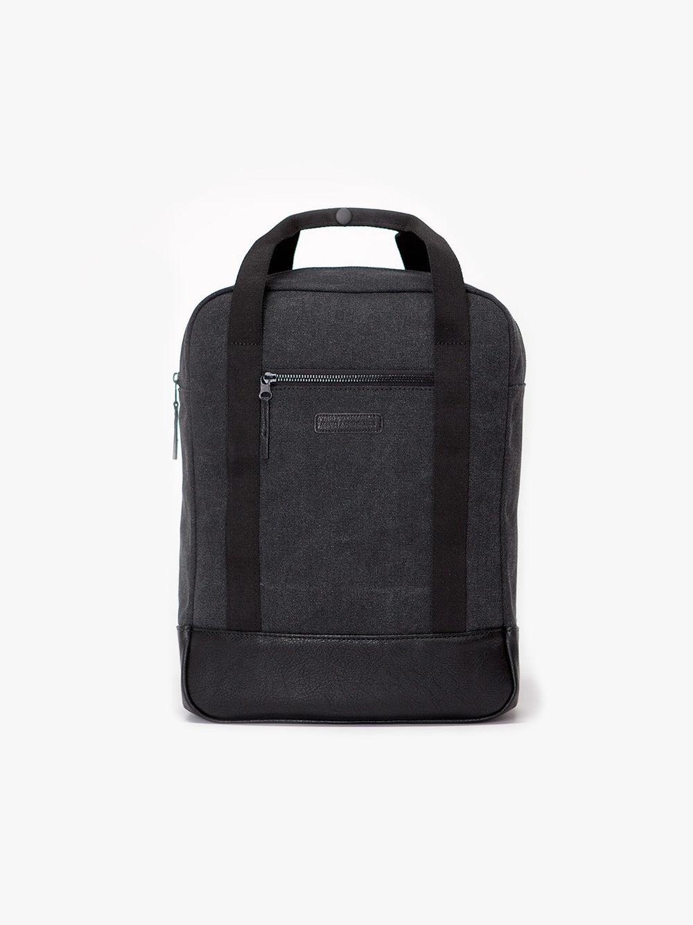 Ison Backpack crow series black designed in Berlin