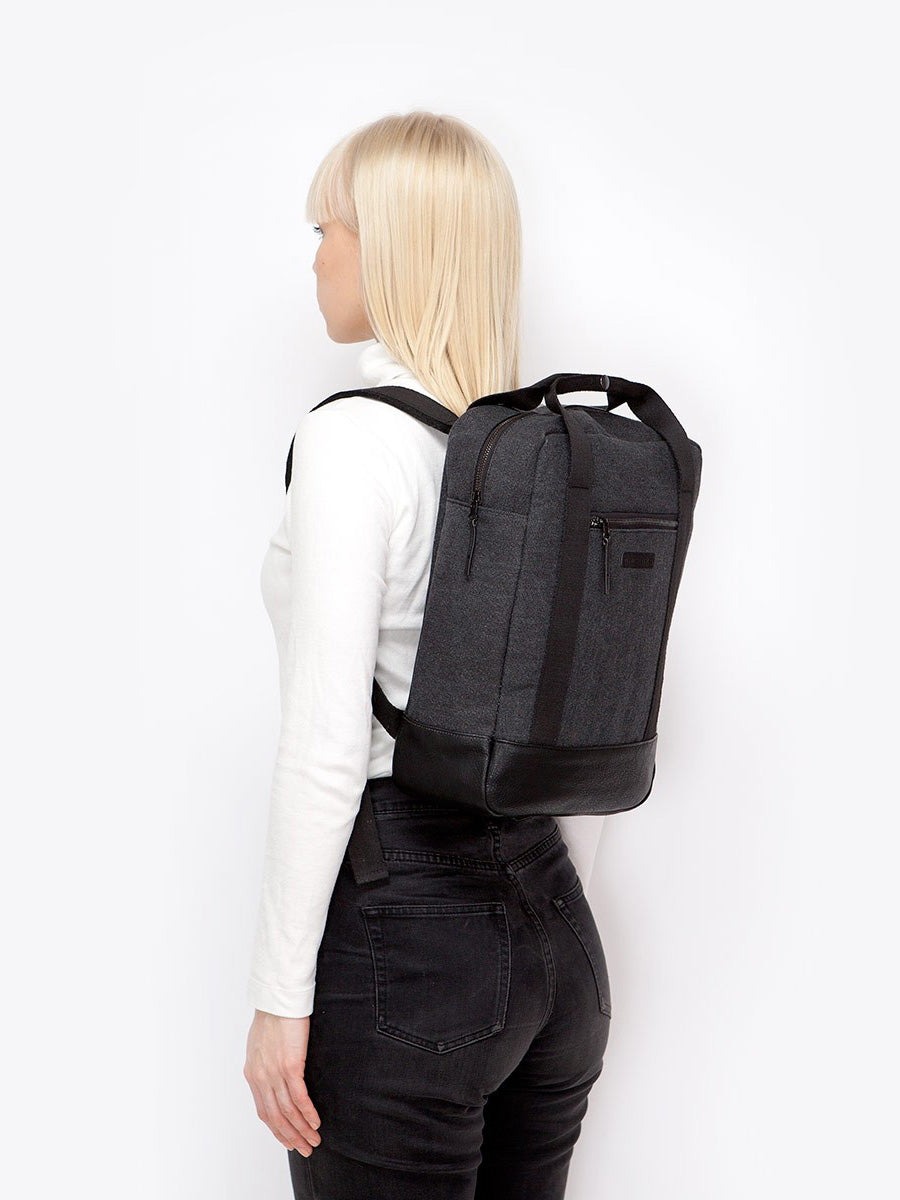 Ison compact backpack designed in Germany.