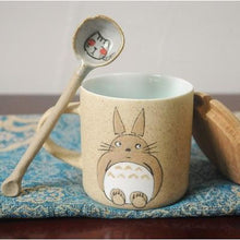 Amazing Totoro Mug Curious / 200Ml Mug