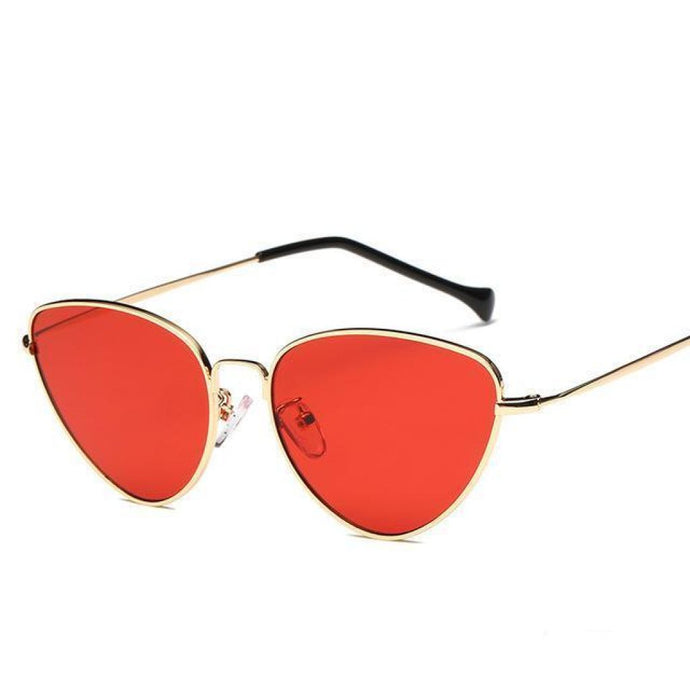 Catshionista Sunglasses Red Sunglasses