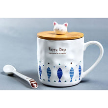 Fluffy Happy Days Mug Mug
