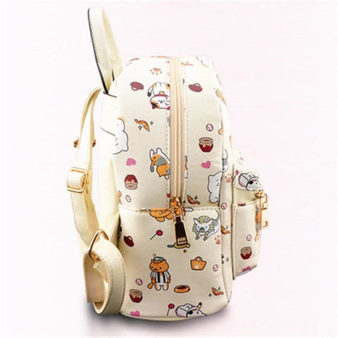 Lazy Neko Atsume Backpack Backpack