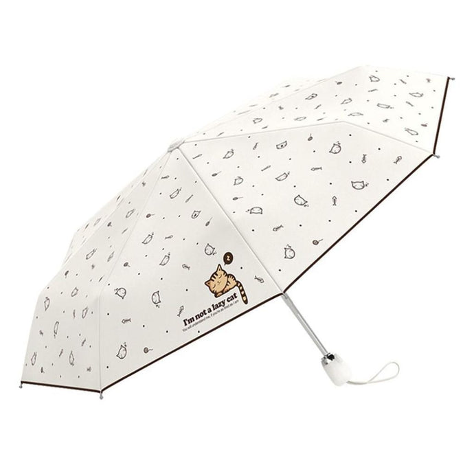 Little Lazy Kitty Umbrella Umbrella