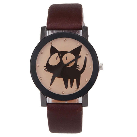 Locked Jiji In Kikis Watch Brown Watch