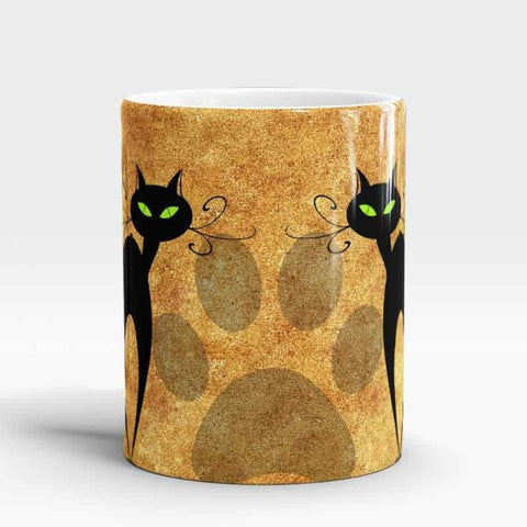 Mug 4 Crazy Cat Mom Mug