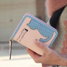 Purrfect Kitty Wallet Pink Purse