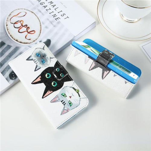 Skitty Phone Case Whitish / For Samsung S8 Phone Case
