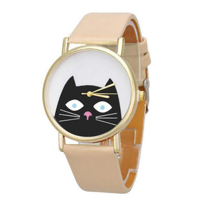 Staring Filemon Watch Beige Watch