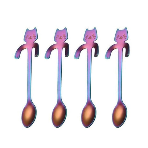 Stirring Kitties Wizard Spoon