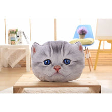 Sugar Face Kitty Pillow Nermal / 40Cm Fluffy Pillows