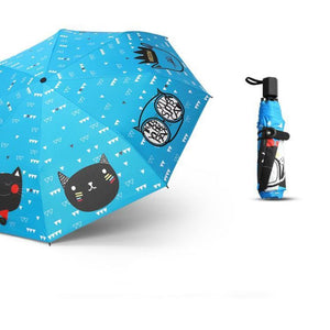 Super Popstar Kitty Umbrella Umbrella