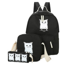 Trouble Combo Kitty Backpack Backpack