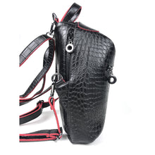 mini moxin croco preto