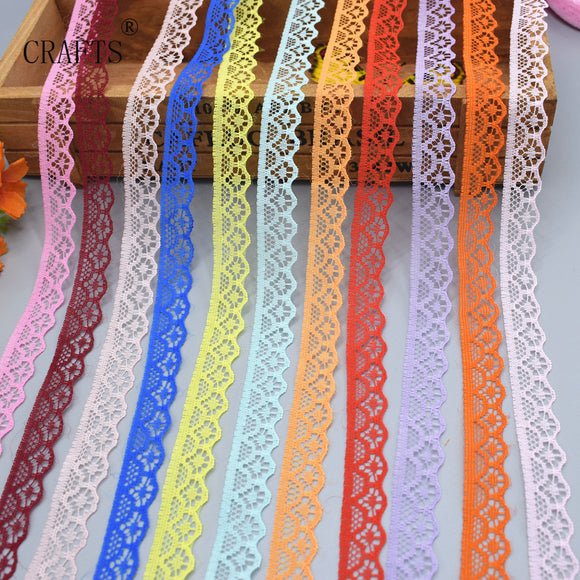10 yards of beautiful lace ribbon, 1.35 cm wide, DIY Clothing / Accessories / floral accessories, etc.