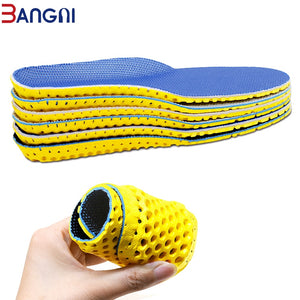 3ANGNI 1 Pair Orthotic Shoes & Accessories Insoles Orthopedic Memory Foam Sport Arch Support Insert Woman Men Feet Soles Pad