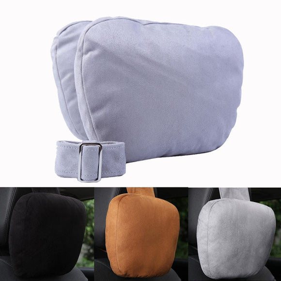 Maybach Design S Class Super Soft Car Headrest / Auto Seat Cover Head Neck Rest Cushion /Adjustable Car Pillow For Mercedes-Benz