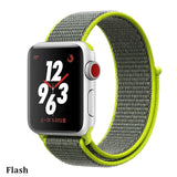 Sport loop for Apple watch Band strap Apple watch 4 band 44mm 40m iWatch band 42mm 38mm Nylon bracelet watchband series 3 2 1 44