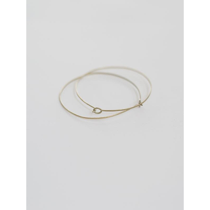Piper Medium Hoops