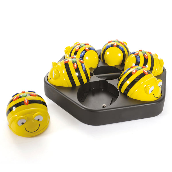 Bee-Bot® Set of 6 with Free Docking Station