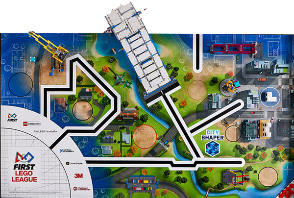 FIRST® LEGO® League CITY SHAPER Challenge Set