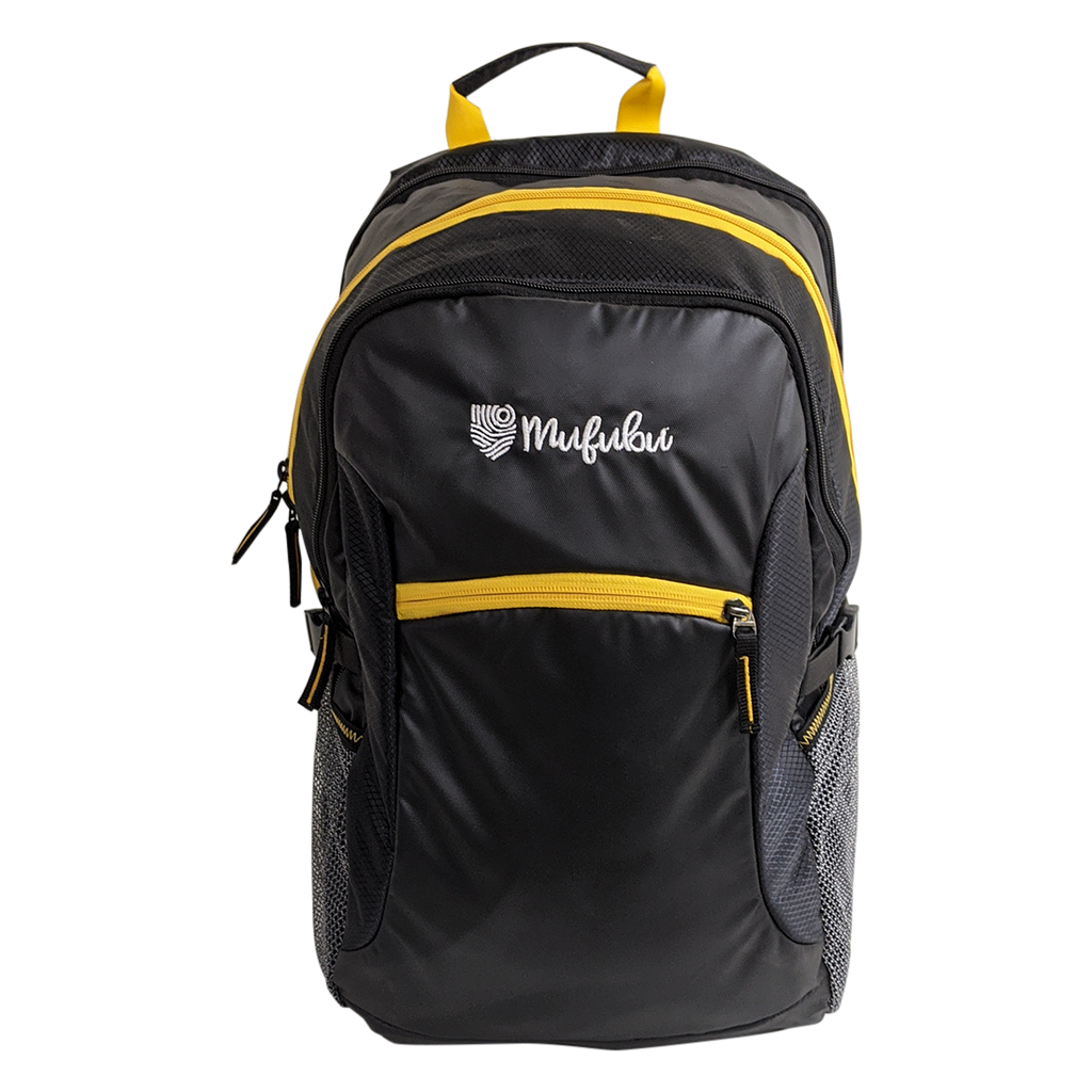 Victoria Scott 40 Ltr Young Indian Black Backpack