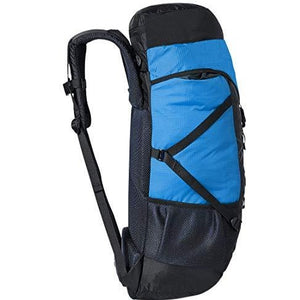 Mufubu Fearless 60 LTR Rucksack Bag  - Aqua Blue & Black