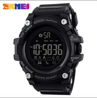 SKMEI Premium Digital Sports Fitness Watch (Black)